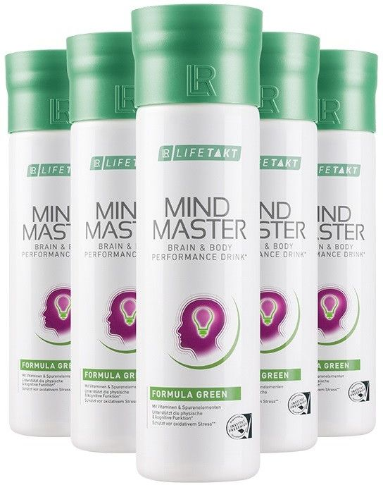 LR Mind Master Formula Red 5 ks 5 x 500 ml