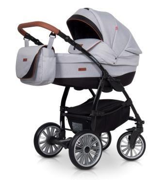Euro Cart kombinovaný Passo Pro 2019 Grey Fox
