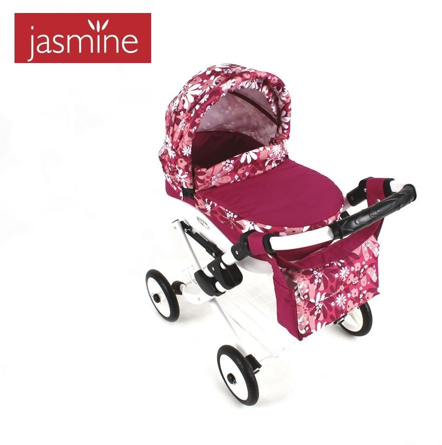 Jasmine Kids kočárek pro panenky 21