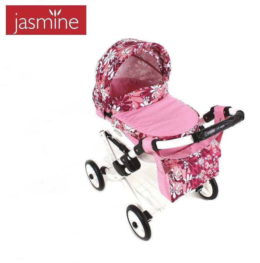 Jasmine Kids kočárek pro panenky 22