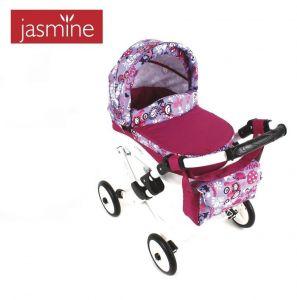 Jasmine Kids kočárek pro panenky 26