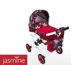 Jasmine Kids kočárek pro panenky 18