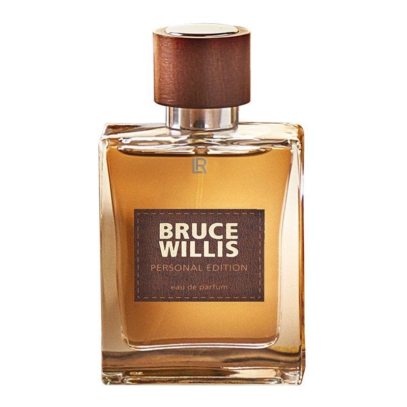 LR Bruce Willis Winter Edition parfémovaná voda 50 ml