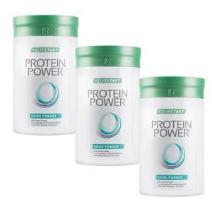 LR Protein Power Vanilkový Nápoj v Prášku 3 x 375 g