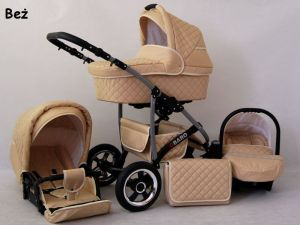 Raf-pol Baby Lux Qbaro 2019 Beige