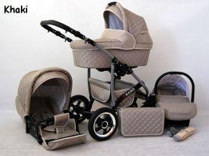 Raf-pol Baby Lux Qbaro 2019 Khaki