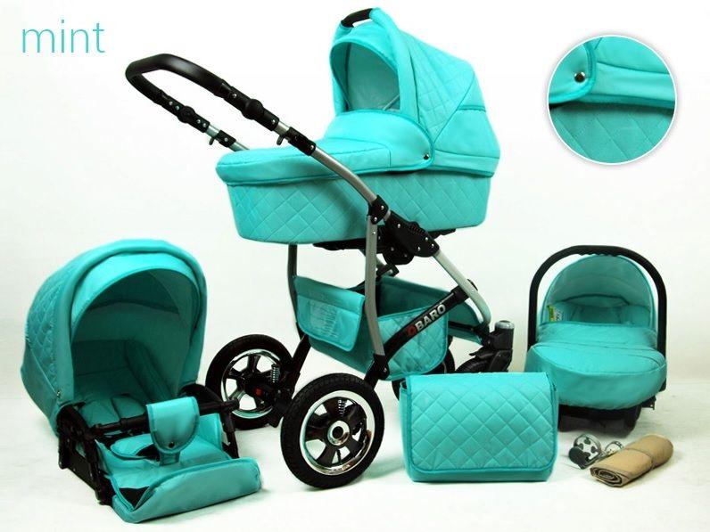 Raf-pol Baby Lux Qbaro 2019 Mint