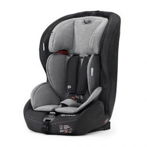 Kinderkraft Safety-Fix Isofix 2020 Black/Gray + KAPSÁŘ ZDARMA