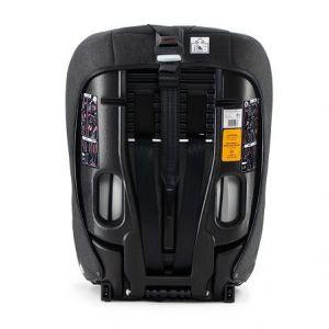 Kinderkraft Safety-Fix Isofix 2020 Black/Gray + u nás ZÁRUKA 3 ROKY a DÁREK
