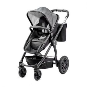 Kombinovaný Veo black/grey 2v1 Kinderkraft 2019