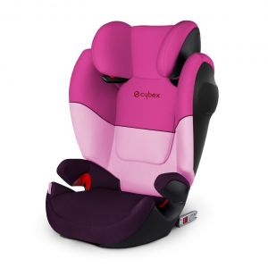Cybex Solution M Fix SL 2020 Purple Rain + KAPSÁŘ ZDARMA