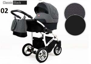 Raf-pol Baby Lux Queen 2019 Classic black