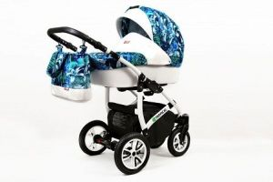 Raf-pol Baby Lux Tropical 2019 Mint parrots