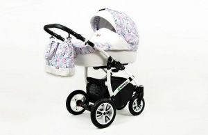 Raf-pol Baby Lux Tropical 2019 Pastel flamingos