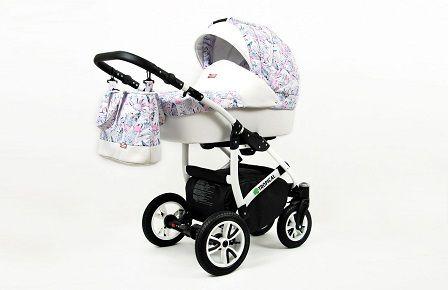 Raf-pol Baby Lux Tropical 2019 Pastel flamingos + u nás ZÁRUKA 3 ROKY