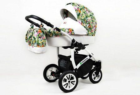 Raf-pol Baby Lux Tropical 2019 Tropical flowers + u nás ZÁRUKA 3 ROKY
