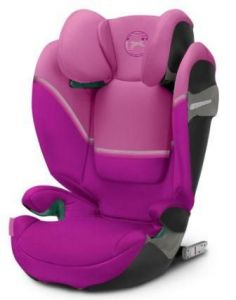 Cybex Solution S i-fix 2020 Magnolia Pink + KAPSÁŘ ZDARMA