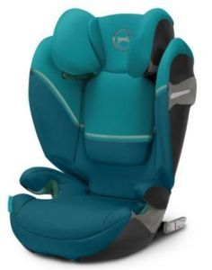 Cybex Solution S i-fix 2020 River Blue + KAPSÁŘ ZDARMA