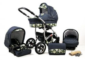 Raf pol Baby Lux Largo 2020 Grey Bear