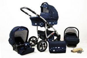 Raf-pol Baby Lux Largo 2021 Navy Blue Star