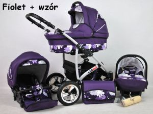 Raf-pol Baby Lux Largo 2020 Purple