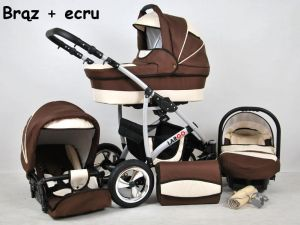 Raf-pol Baby Lux Largo 2020 Brown Cream