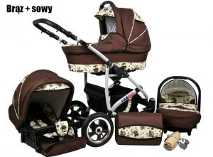 Raf pol Baby Lux Largo 2020 Brown Owl