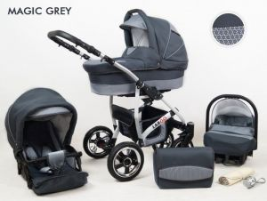 Raf-pol Baby Lux Largo 2020 Magic Grey