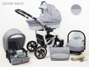 Raf-pol Baby Lux Largo 2021 Silver Wave