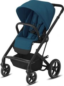 Cybex Balios S Lux BLACK River Blue 2020