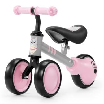 Kinderkraft mini Cutie Pink + u nás ZÁRUKA 3 ROKY