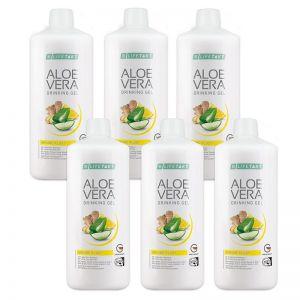 LR Health & Beauty LR Aloe Vera Drinking Gel Immune Plus Série 6 x 1000 ml
