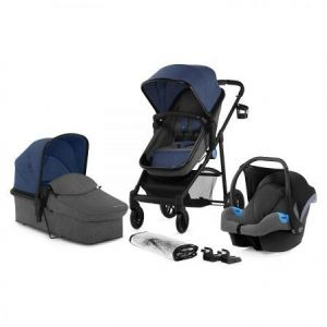 Kinderkraft Juli 3v1 2021 Denim
