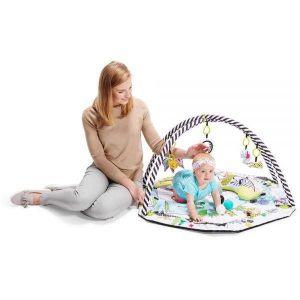 Kinderkraft Hrací deka Smart Play + u nás ZÁRUKA 3 ROKY