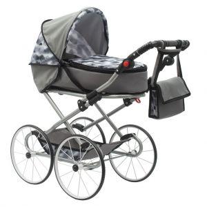 New Baby Retro 2v1 Nella šedý