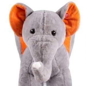 PlayTo houpací hračka s kolečky sloník + u nás ZÁRUKA 3 ROKY