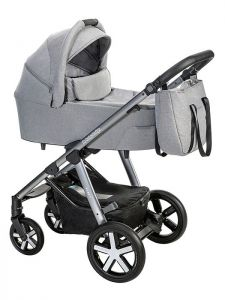 Baby Design Husky 107 silver gray 2021