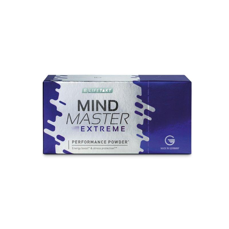 LR Health & Beauty Mind Master Extreme Performance Powder 14 sáčků po 2,5 g