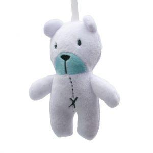 New Baby dětské houpací lehátko Teddy Mint + u nás ZÁRUKA 3 ROKY