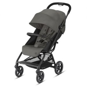 Cybex Eezy S+ 2 BLACK Soho Grey 2020
