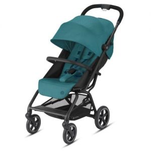 Cybex Eezy S+ 2 BLACK River Blue 2020