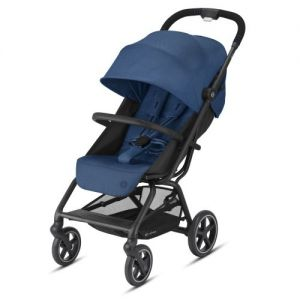 Cybex Eezy S+ 2 BLACK Navy Blue 2020