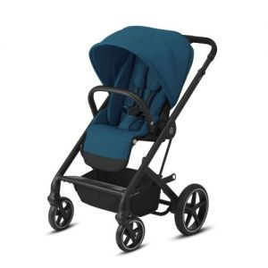 Cybex Balios S Lux BLACK River Blue 2021