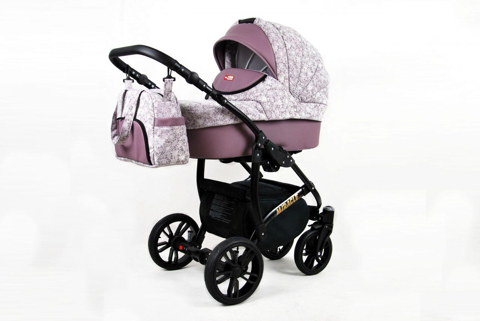 Raf-pol Baby Lux Miracle 2021 Misty Violet + u nás ZÁRUKA 3 ROKY