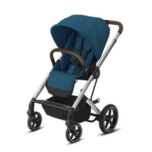 Cybex Balios S Lux SILVER River Blue 2021