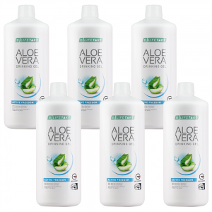 LR Aloe Vera Drinking Gel Active Freedom 6 x 1000 ml