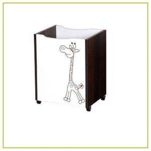 Box na hračky Klups Safari Žirafa