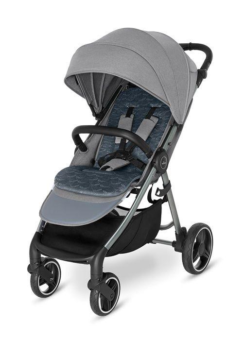 Baby Design Wave 2021 07 Gray + u nás ZÁRUKA 3 ROKY