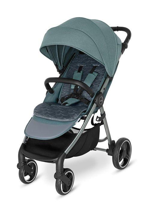 Baby Design Wave 2021 105 Tourquoise + u nás ZÁRUKA 3 ROKY
