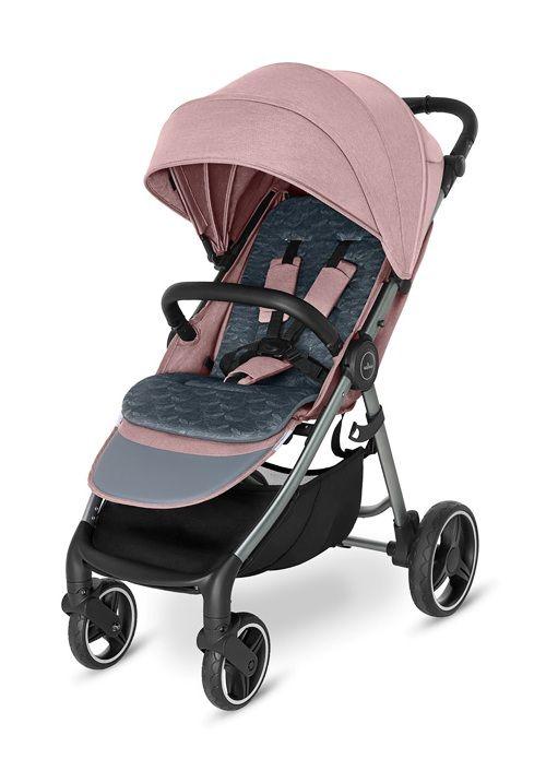 Baby Design Wave 2021 108 Pink + u nás ZÁRUKA 3 ROKY